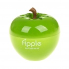 Green Apple Shaped Car Vehicle Fragrance Air Freshener - Poison