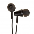 Stylish In-Ear Earphone for MP3/MP4 - Black (3.5MM Jack)