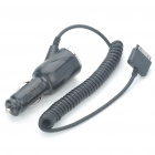 Car Cigarette Powered Charger for Apple iPhone - Black (12~24V)