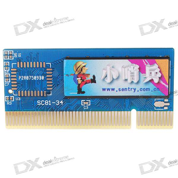 Sentry Hardware Based PC Recovery PCI Card