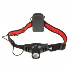 Focus-Adjustable 3-Mode White LED Headlamp w/ Cree Q3 (3 x AAA)