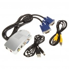 PC to TV Video Converter Adapter
