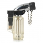 Translucent Butane Jet Lighter
