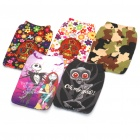 Stylish Sock Style Protective Soft Pouch for Cellphone (Random Patterns)