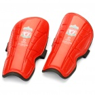 Football/Soccer Team Logo Leg PVC Protectors - Livepool (Pair)