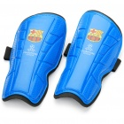 Football/Soccer Team Logo Leg PVC Protectors - Barcelona (Pair)