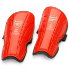 Football/Soccer Team Logo Leg PVC Protectors - Arsenal (Pair)