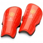 Football/Soccer Team Logo Leg PVC Protectors - Man Utd. (Pair)