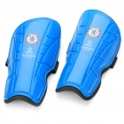 Football/Soccer Team Logo Leg PVC Protectors - Chelsea (Pair)