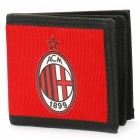 Football/Soccer Team 3-Fold Nylon Wallet - ACM