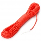 Military Army Survival Parachute Rope - Red (30M/140KG Max.Tensile)