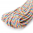 Military Army Survival Parachute Rope - Dazzle Color (30M/140KG Max.Tensile)