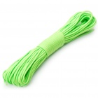 Military Army Survival Parachute Rope - Light Green (30M/140KG Max.Tensile)