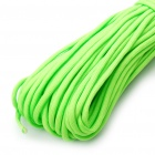 Military Army Survival-Fallschirm-Rope - Light Green (30M/140KG Max.Tensile)