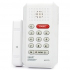 Programmed Codes Window/Door Magnetic Sensor Security Alarm (DC 12V/4 x 1.5V AA)