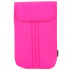 "Stylish Protective Soft Bag for 11.6"" Laptop Notebook - Pink"
