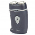 Flyco FS812 Rechargeable Double-Floating Loop Speed Foil Shaver Razor (AC 220V)