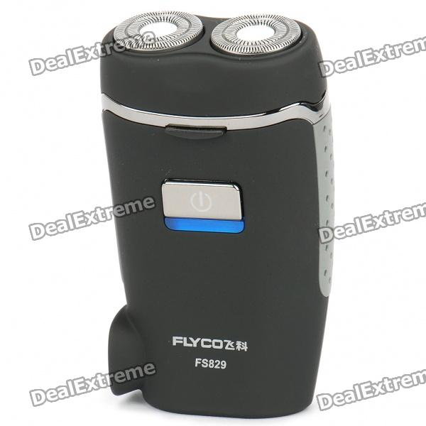 Flyco FS829 Rechargeable Double-Floating Loop Speed Foil Shaver Razor (AC 220V)