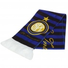 Football/Soccer Team Emblem Fabric Scarf (Pattern Assorted)