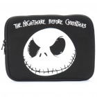 Stylish Skull Protective Soft Carrying Bag for 10