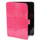 Protective PU Leather Case with Cover for   Ipad - Rose