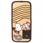 Stylish Multi-function Sunshade Pad w/ CD Housing for Car - Snoopy