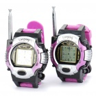Digital Walkie Talkie Watches Toys for Kids (Pair/Random Color)