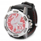 Stylish Football/Soccer Team Emblem Quartz Wrist Watch - Liverpool (1 x 377S)