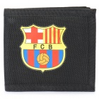 Football/Soccer Team Nylon Wallet - Barcelona