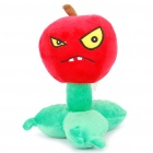 Buy Cute Apple Style Plush Toy Doll - Red + Green