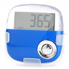 "1.5"" LCD Pedometer with Body Fat Analyzer - Random Color (1 x 1.5V)"