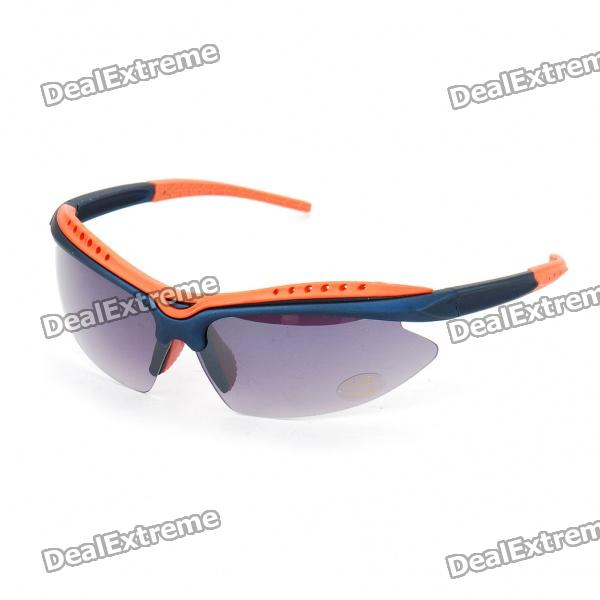 Fashion Windproof Resin Lens Glasses