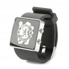 Chelsea FC Football Club Logo Digital Wrist Watch - Black (1 x LR377)