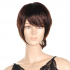 Personnalit Short Hair Wigs - Dark Brown