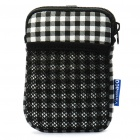 Protective Carrying Bag for Digital Camera - Black + White