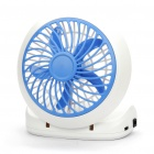 2xLR20/USB Powered Mobile Cooling Fan - Blau