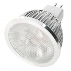 MR16 4W 3500K 360-Lumen 4-LED Warm White Light Blub (12V)