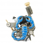 Professional Scorpion Pattern Metal Tattoo Machine Liner Shader Gun