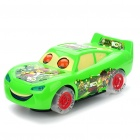 Buy Alien Force Ben 10 Car Toy with Music and LED Effects (3 x AA)