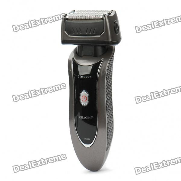 CHAOBO Rechargeable Tri-Blade Shaver Razor w/ Trimmer (220V) continuous band sealer 110v and 220v voltage avaliable