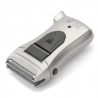 CHAOBO Rechargeable Dual-Blade Shaver Razor w/ Trimmer/Carrying Pouch (220V)