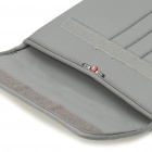 "Protective Soft Bag with Velcro Close for 14.4"" Laptop - Grey"