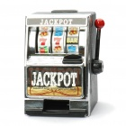 Mini Slot Machine Coin Bank Toy Set