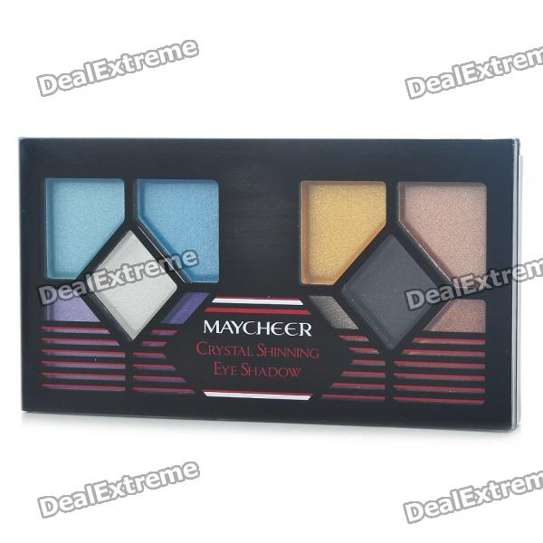 Cosmetic Makeup 10-Color Eye Shadow Kit with Brush missrose make up matte pallet eye shadow maquiagem eyeshadow pallete makeup shadows palette kit cosmetics set shadows