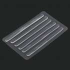 Silicone Heel Liners (6-Piece Pack)
