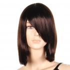 Personnalit Medium Hair Wigs - Dark Brown