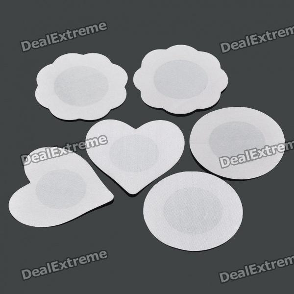 Disposable Nipple Cover Breast Pads (3-Pair Pack)