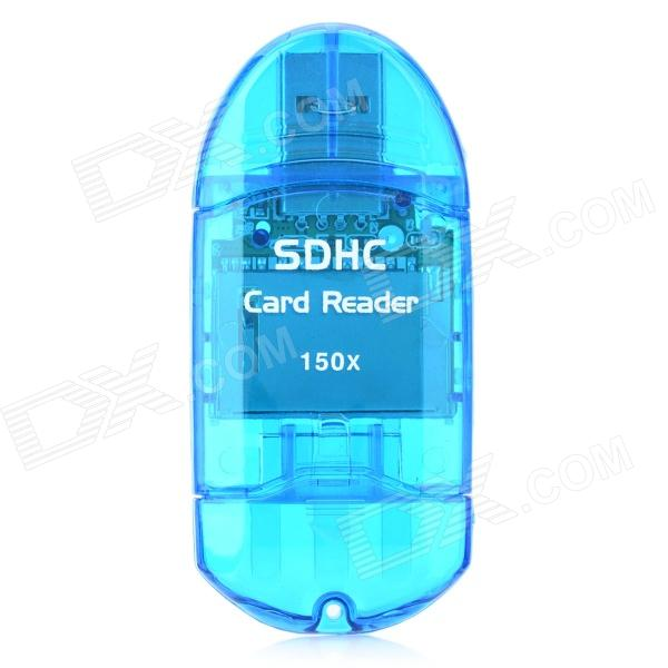 SDHC USB 2.0 Card Reader