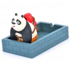 Cute KungFu Panda Po Figure Resin Ashtray