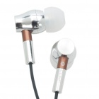 Designer In-Ear-Ohrhörer (3,5 mm Klinke / 120cm-Kabel)